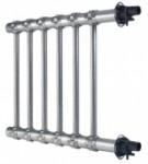 Rampes et systèmes de distribution de vapeur